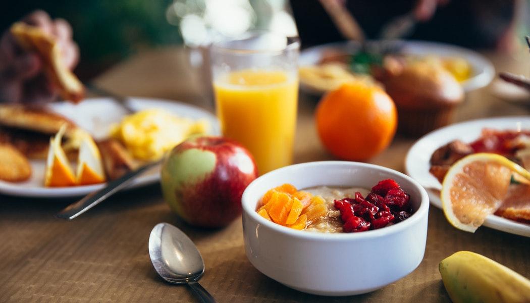 Nutrisi yang baik untuk Tubuh
